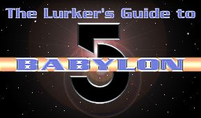 The Lurkers' Guide to Babylon 5
